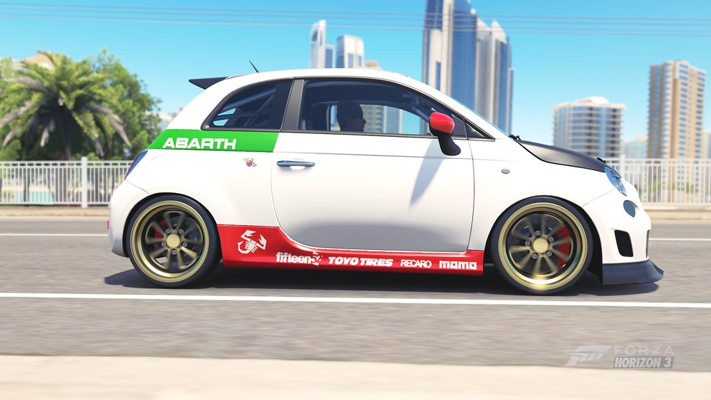The world 39 s best photos of abarth and fiat500 flickr for Garage fiat paris 17
