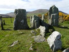 P1090963 Cashel yn Ard, isle of man (16) (archaeologist_d) Tags: isleofman chamberedtomb neolithic 2000bc fabulous cashelynard archaeologicalruin archaeologicalsite