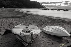 Barquitas B&W (Fitosky) Tags: sea boats bw tokina1116f28 eos750d canon