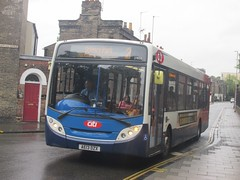 Stagecoach East 27851 AE13DZX Parker St, Cambridge on 2 (1280x960) (dearingbuspix) Tags: stagecoach stagecoacheast citi stagecoachcambridgeshire cambridgeciti ae13dzx 27851