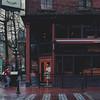 Gastown - Film Hasselblad (Photo Alan) Tags: people street streetpeople streetphotography streetfilm gastown film filmcamera filmscan film120 filmhasselblad hasselblad503cw carlzeiss carlzeissplanar80mmf28 6x6