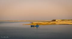 L´Algarve (enricrubioros1) Tags: algarve ria barca tranquilidad pesca sony