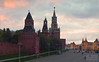 Victory Day Sunset (ivan.dolgoff) Tags: olympusepl3 minoltamd50mmf17 panorama moscow russia victoryday may9th sunset redsquare