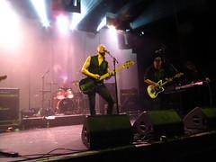 2017-04-29 21-34-05 (Kev Ruscoe) Tags: johnrobb membranes cosmic punk rock manchester england uk gig