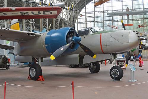 "Douglas A-26B Invader '434765 / AN-J' ""Mission Completed"" [N67160]"