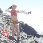 Shooting Rikku - Final Fantasy X-2 - Calanque du Mont Salvat -2017-05-07- P2070210 thumbnail