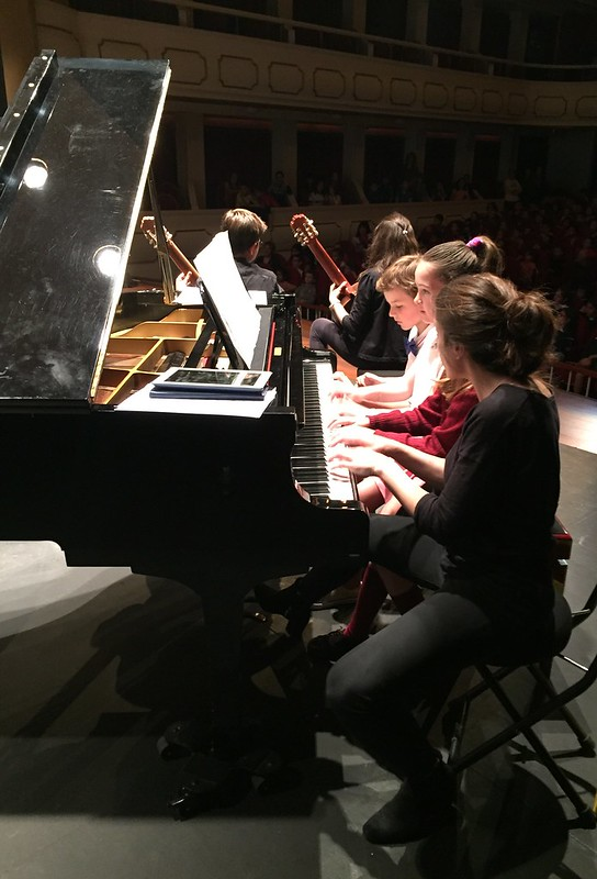 Concierto Pedagógico 2017