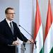 Rétvári Bence, az Emberi Erőforrások Minisztériumának parlamenti államtitkára, a Kereszténydemokrata Néppárt alelnöke