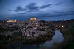 Toledo (Victor:-)) Tags: color largaexposición luznatural nikond5200 paisaje urbanismo victoraparicio toledo castillalamancha españa es