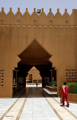"Gate ("" Don Quixote "") Tags: architecture gate ksa saudiarabia riyadh assafaratdistrict alkindysquare حيالسفارات"