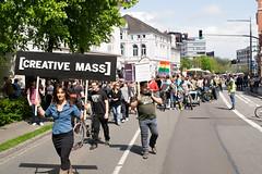 Creative Mass - Kundgebung-93