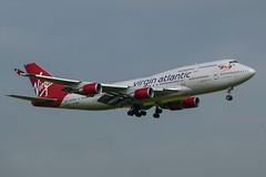 Virgin Atlantic / B744 / G-VROY / EGKK 08R (_Wouter Cooremans) Tags: egkk lgw gatwick gatwickairport spotting spotter avgeek aviation airplanespotting virgin atlantic b744 gvroy 08r