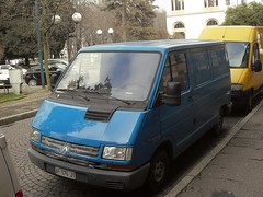 Renault Trafic T1100 2.1 D 1996 (LorenzoSSC) Tags: renault trafic t1100 21 d 1996