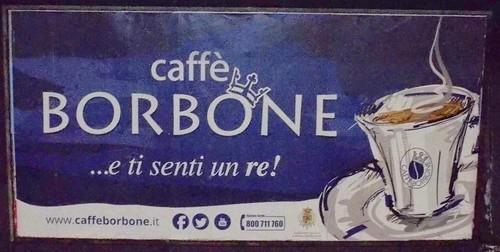 Cafè Borbone