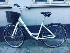 When in bike town, bike! #copenhagen #denmark #europe #cycling