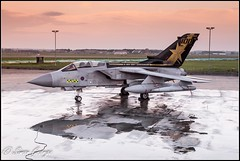 GR4-Pan-7 (simon_x_george) Tags: marham raf tornado panavia gr4 31sqn jet aviation military