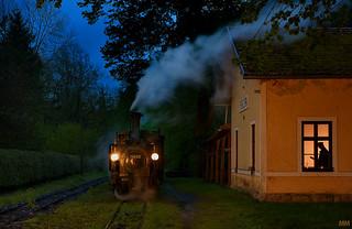 De laatste trein