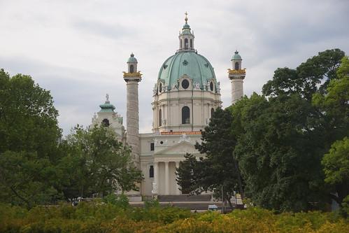 Wien am Karlsplatz