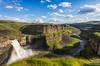 Washing Away (David Recht) Tags: palouse palousefalls waterfall gorge canyon lacrosse washington unitedstates river