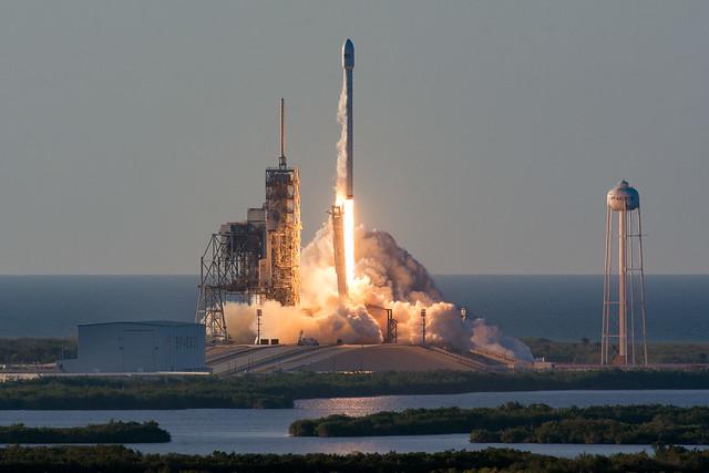 Inmarsat-5 Mission