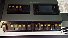 STM 37-022 (3) (Alexander Ly) Tags: stm societe de transport montreal quebec canada nord montrealnord novabus autobus nova bus lfs hev seriese place bourassa transit city hybride hybrid electric electrique interior interieur axion