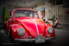 VW at Old Phuket Festival, Thailand, 2-4 Feb 2017               IMG_3486bs-paint (forum.linvoyage.com) Tags: paint painting imitation vw volkswagen beetle sticker red sport car vehicle auto drive bright color old phuket festival town city evening night thailand пхукет таиланд самуи краби паттая тайланд старый фестиваль фольксваген жук sales sale market show showstopper пхукетиан машина красный explore travel