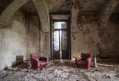 Abandoned Caslte (the_bestiole) Tags: urbex exlporation urbaine urban decay abandoned lost place friche forgotten old lieux oubliés desaffecté abandonné ancien