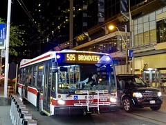 Toronto Transit Commission 8583 (YT | transport photography) Tags: ttc toronto transit commission nova bus lfs