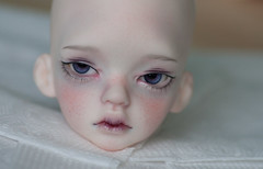 IMG_1832 (greenwolfy) Tags: bjd faceup faceupcommission makeup dim laia
