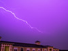 LightningStorm (yazanrahhal1) Tags: sky storm lightning olympus em10mkii 25mm tulsa oklahoma thunder rain f18 exposre purple night outdoor outdoors nature natural