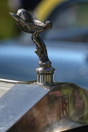 Vintage Rolls Royce-2