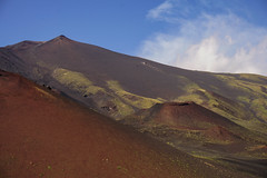 Craters (Wiktor Sobiecki) Tags: etna crater nature sony a6000 alpha ilce landscape mountain vulcano italy sicili