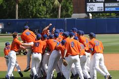 SEC 2017 Baseball Champs - Florida Gators Celebrate (dbadair) Tags: florida gators fl ky kentucky wildcats big blue sec baseball 2017 gainesville ncaa college mckethan stadium world series winners first national title omaha
