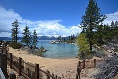 Sand Harbor on Lake Tahoe, Nevada (katherine.km) Tags: sandharbor nevada laketahoe beach cove mountains nature