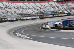 If the race at Bristol was being run right now, cars would be flying by me (Hazboy) Tags: hazboy hazboy1 tennessee bristol motor speedway auto car racing nascar food city 500 monster series april 2017 race racetrack