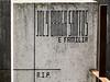 Lisboa (isoglosse) Tags: lisboa lissabon lisbon portugal cemitériodosprazeres grab tomb jazigo sansserif