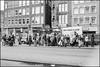 1991-05-15-0007.jpg (Fotorob) Tags: wegenwaterbouwkwerken plein weg city noordholland nederland analoog amsterdam tafereel holland netherlands niederlande