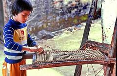 Child Labor in China (gerard eder) Tags: children child people world travel reise viajes asia eastasia china guangdong kinderarbeit
