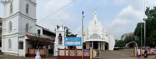 St. Mary's Forane Church or Shrine of the Nativity of Our Lady, Chalakudy 1