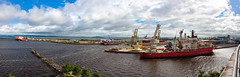 Leith Docks 12 June 2017-0073.jpg (JamesPDeans.co.uk) Tags: cranes landscape decay wooden woodenremains northsea firthofforth oilrig unitedkingdom for man who has everything britain leith wwwjamespdeanscouk docks landscapeforwalls europe uk inchkeith view ships gb greatbritain industry oilsupplyboats sea panorama history pier digital downloads licence scotland ruins oilindustry crane coastaldecay edinburgh pipelayingship prints sale lothian coast harbour james p deans photography