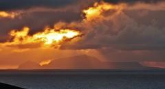 Island of Dreams  IMG_1706 (Ronnierob) Tags: foula sundown shetlandisles