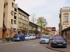 Józefińska, Podgórze, Kraków (Alex-397) Tags: poland krakow europe