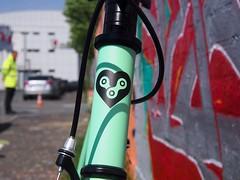 Bonvelo Blizz Velvet Green (Markus Rödder (ZoomLab)) Tags: singelspeed bonvelo fixie hamburg fahrrad rennrad fotodinge zoomlab muenster newyork fahrradkurrier kurrier fixieporn art graffiti graffito bike thickslick