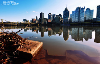 Edge of the Allegheny