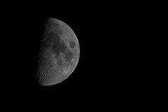 lunar (jeff's pixels) Tags: moon lunar crater astrophotography night sky nikon