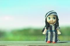 hypatia of alexandra (özge b.) Tags: doll hypatia devrim metu oyuncak selfmade dress