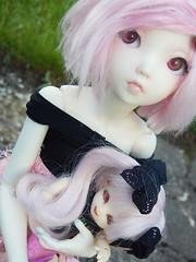 I hate this (pandakinn) Tags: fairyland minifee mnf mio albino bjd ball jointed doll resin gender fluid boy recast puki pukipuki pong pongpong