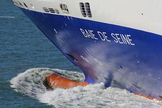 Baie De Seine, Portsmouth Harbour, August 6th 2016