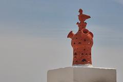 5 Islands: Sifnos – Chimney pot (Thomas Mulchi) Tags: cycladesislands cyclades 2016 sifnos spring islandhopping southaegean greece detail chimneypot chimney roof rooftop artemonas egeo gr