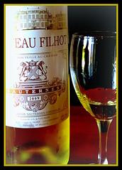 Tasting at the Chateau in Sauternes, Bordeaux...Filhot 2009! (hi, im pez) Tags: wine sauternes filhot